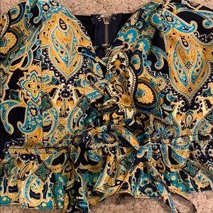 Fashion Nova Tops - Fashion Nova crop top